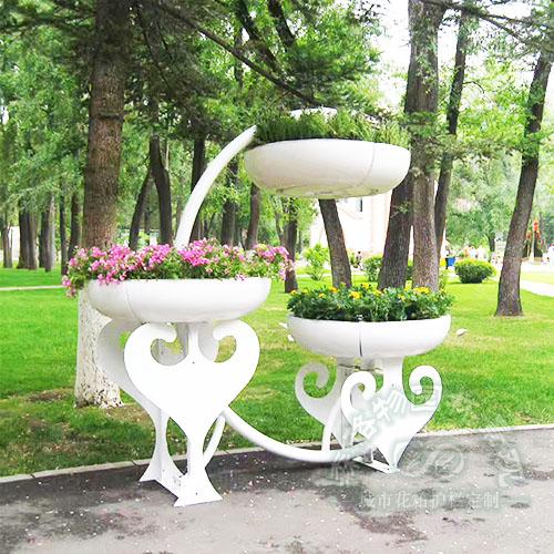 婚庆花架,户外立体花坛,派对景观提升