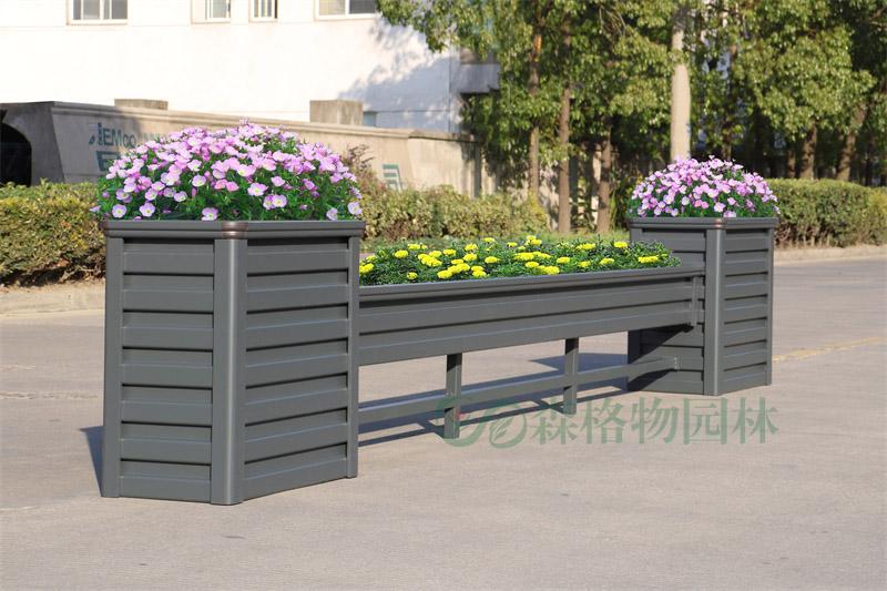 铝合金和不锈钢花箱哪个贵 不锈钢花箱比铝合金花箱贵很多