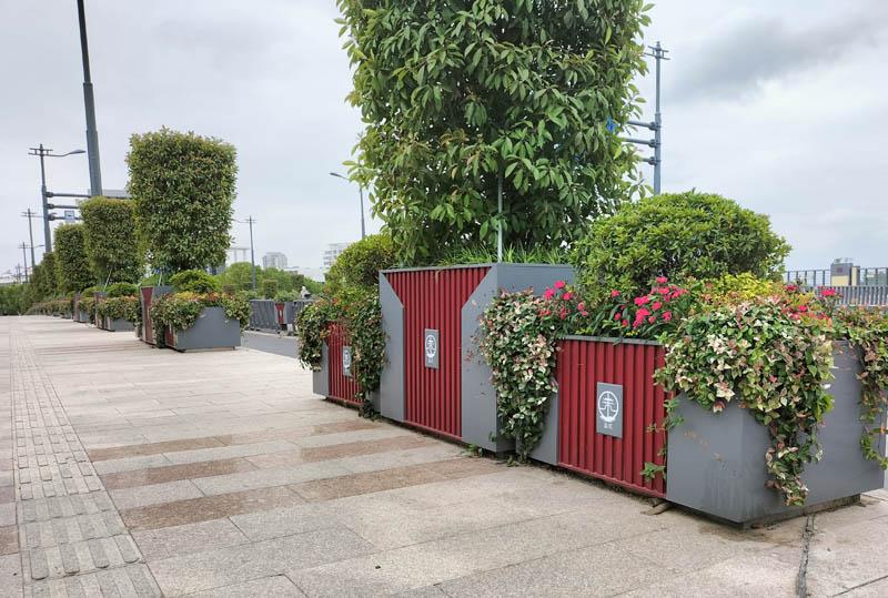 花箱景观养护管理要做到哪几点?