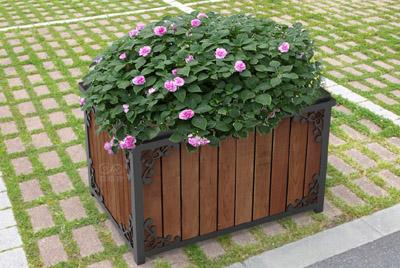防腐实木花箱好不好,实木花箱有什么缺点?