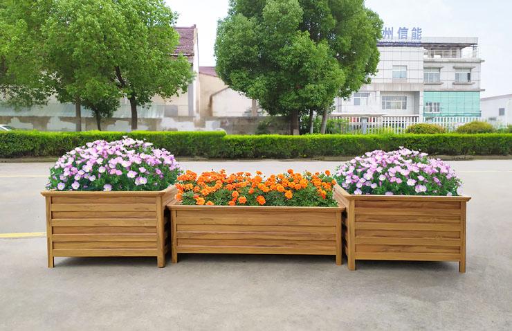 铝合金花箱种花透气效果好吗?花卉存活率高吗