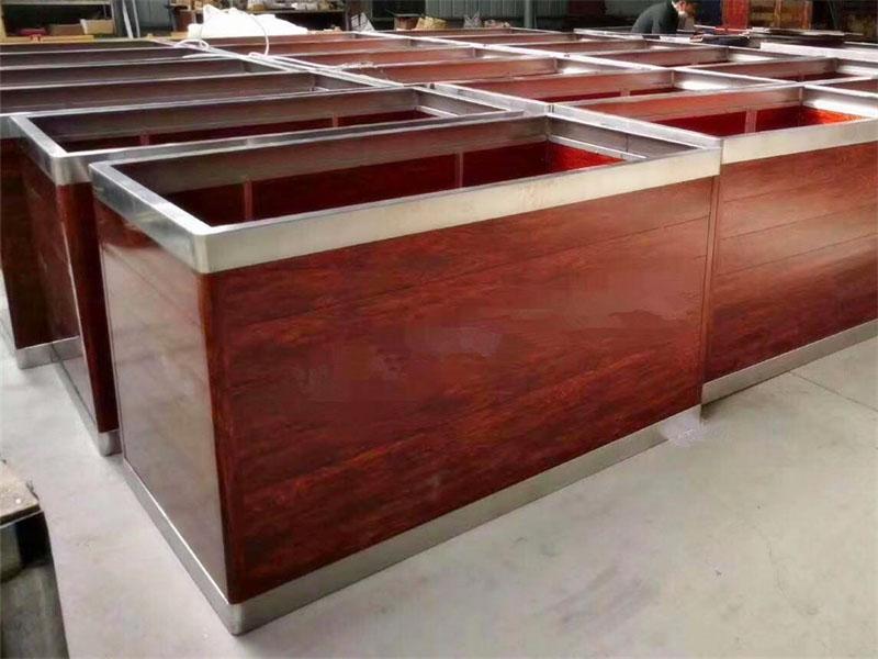 什么是不锈钢防腐木花箱