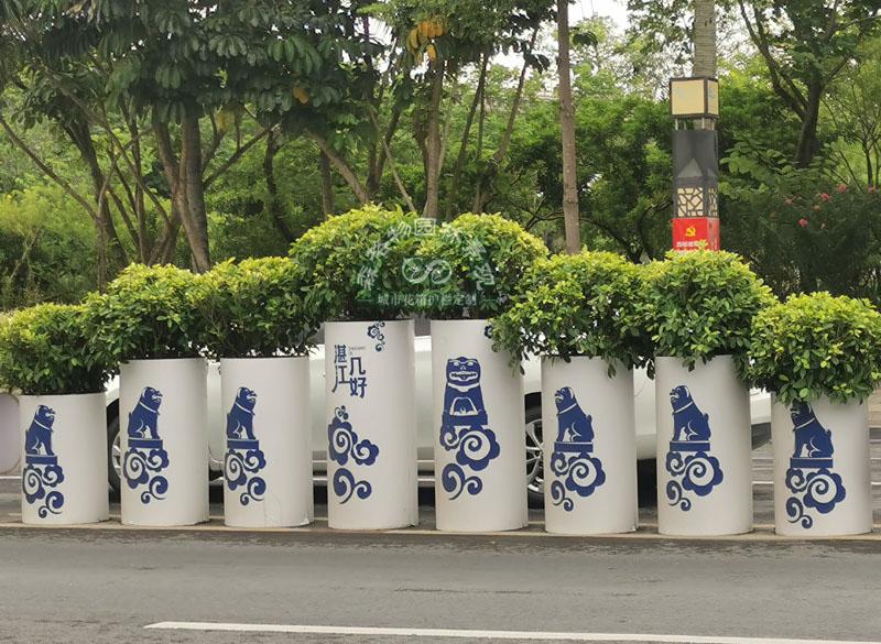 山东青岛PVC花箱的生产厂家有哪些