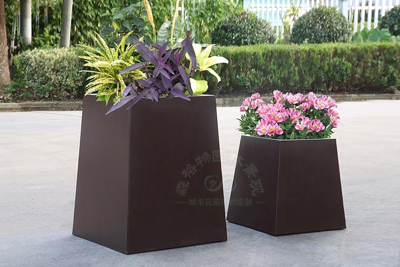 森格物新品不锈钢花箱8月限量 价格美丽
