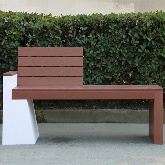 现代简约PVC座椅
