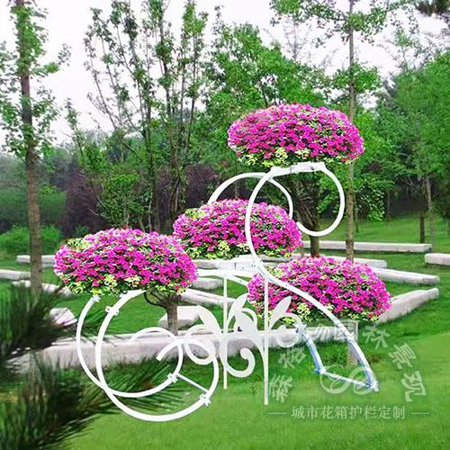 户外立体花坛 『婚庆花架』