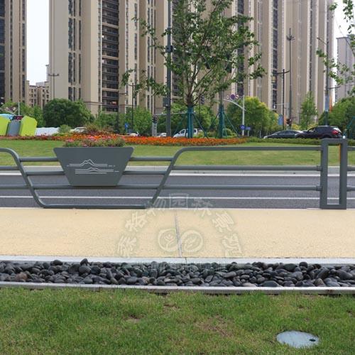 市政波形花箱护栏