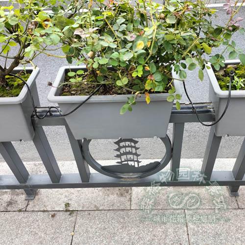 道路花箱隔离交通护栏