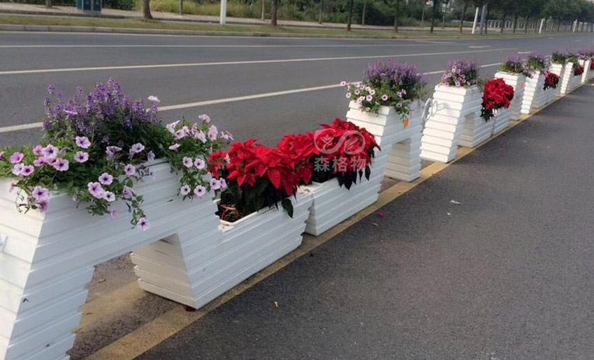 智慧花箱将成为主流花箱,点亮城市之美