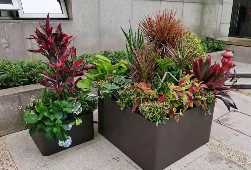 定制花箱选择什么材料,花箱什么材料适合定制